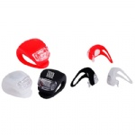 Silicone Clip-on Safety LED Bike Light